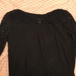 Rodeo Black Lace shirt